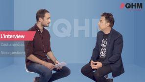 """Philippe Vandel dans #QHM : """"Il n'y a plus aucune liberté de parole à la télé"""""""
