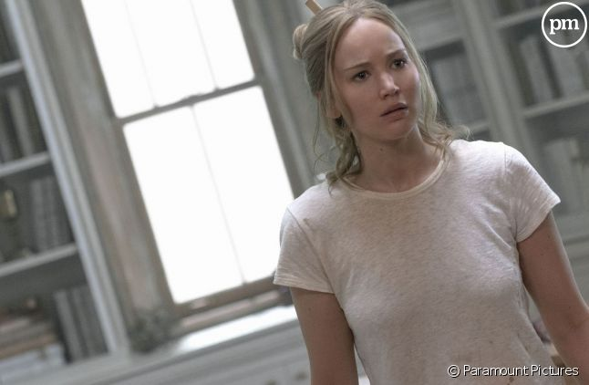 "Jennifer Lawrence dans ""Mother!"""