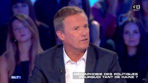 Nicolas Dupont-Aignan flingue les médias et Stéphane Guillon