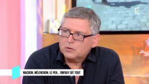 Michel Onfray répond aux critiques d'Emmanuel Macron sur les intellectuels