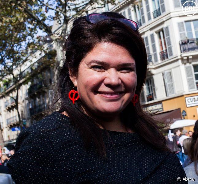 C8 : Raquel Garrido se félicite du succès d'une manif avec 48h d'avance