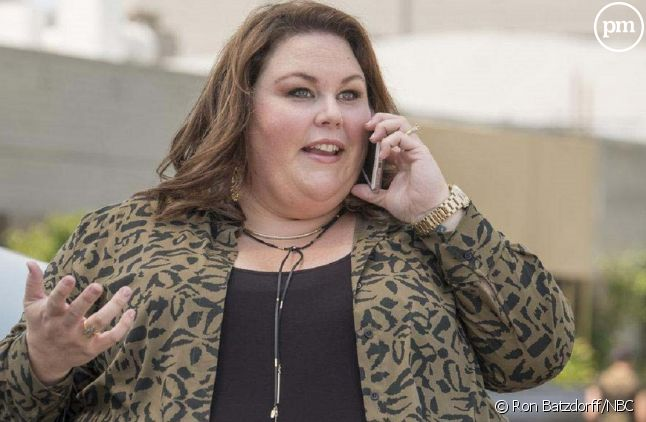 "Chrissy Metz dans ""This Is Us"""
