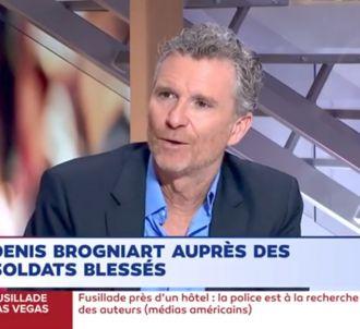 Carte blanche à Denis Brogniart dans la matinale de LCI