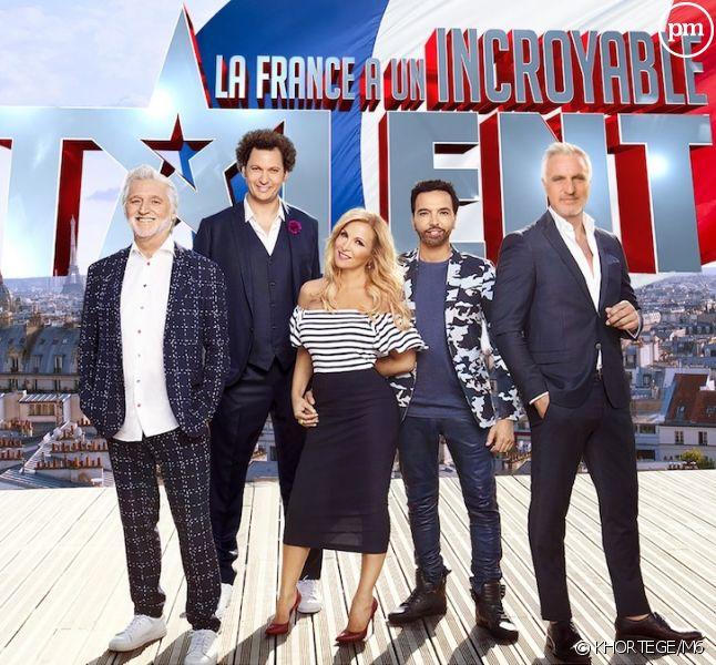 """""""La France a un Incroyable Talent"""" saison 12"""