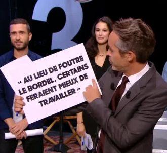 Yann Barthès répond à 'TPMP'