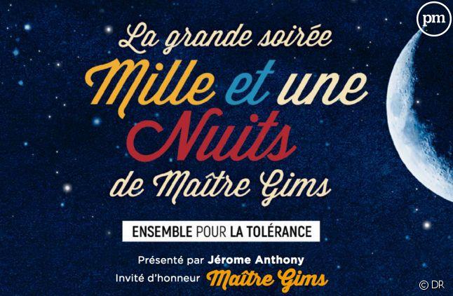 """La grande soirée Mille et une nuits de Maître Gims"""""""