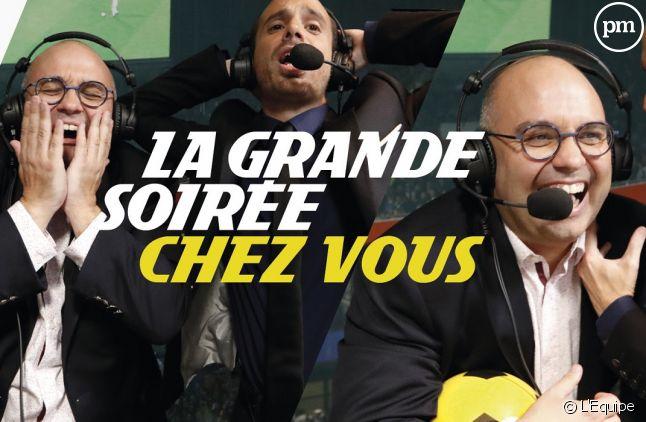 Yoann Riou et Raphaël Sebaoun