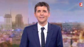 Audiences 20 Heures : Thomas Sotto démarre bien sur France 2