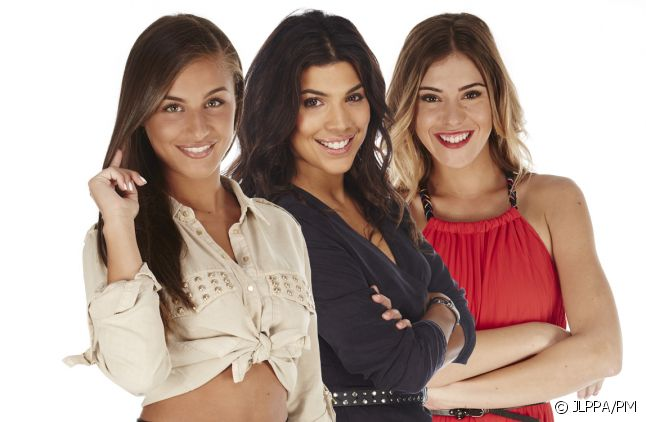 """Kamila, Cassandre et Barbara dans """"Secret Story 11"""""""