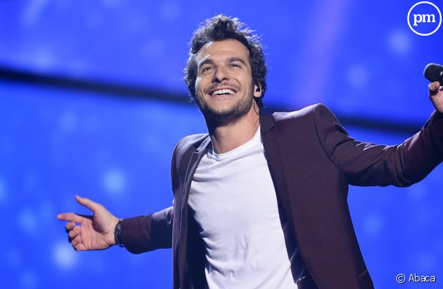 """Amir vainqueur 2016 dans la catégorie """"chanson francophone de l'année"""""""