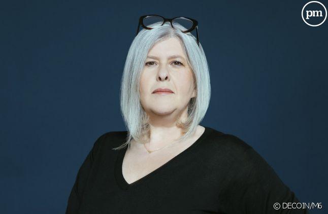 "Nathalie Noennec, jurée de ""Nouvelle Star"" 2017"