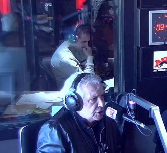Michel Sardou s'invite dans la matinale de NRJ.