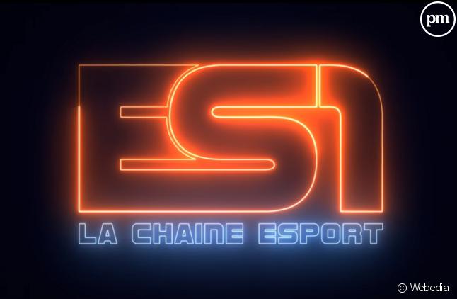 ES1, la première chaîne d'e-sport