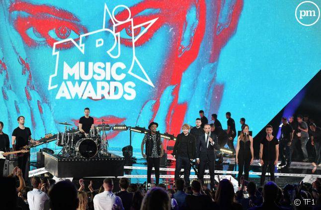 Palmarès des NRJ Music Awards 2017