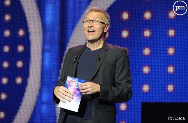 """Laurent Ruquier, ancien présentateur d'""""On n'demande qu'à en rire"""" sur France 2."""