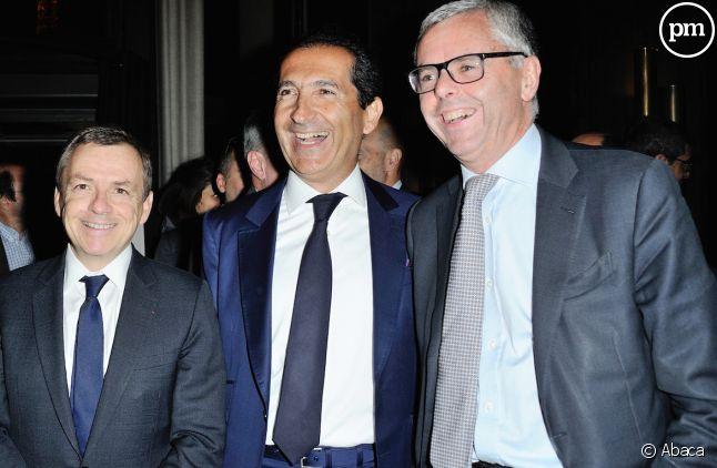 Patrick Drahi prend la présidence d'Altice, Michel Combes démissionne.