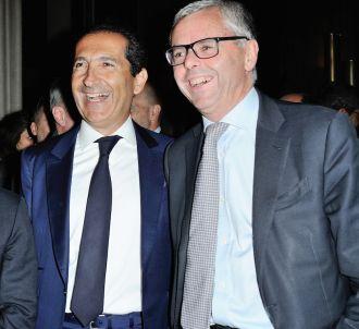 Patrick Drahi prend la présidence d'Altice, Michel Combes...