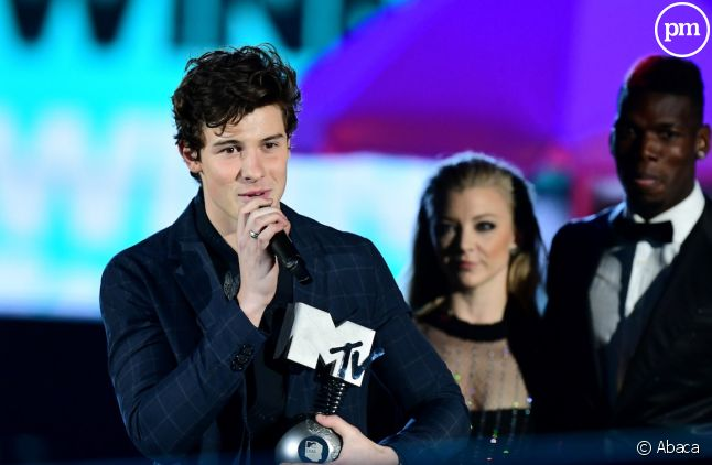Shawn Mendes aux MTV Europe Music Awards 2017