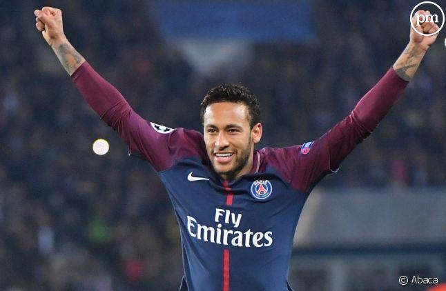 Neymar, joueur star du PSG