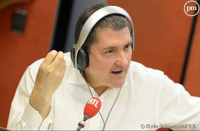 Yves Calvi, premier matinalier de France
