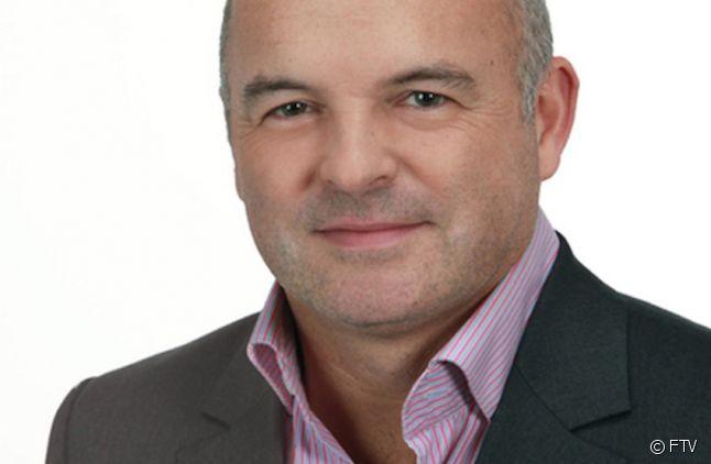 L'ancien directeur de la rédaction de France 2 Eric Monier