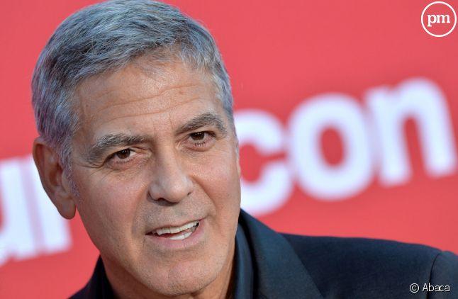 "George Clooney interprètera un colonel dans la mini-série ""Catch-22"""