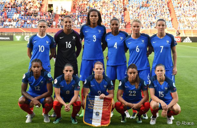 prochain match equipe de france foot feminin