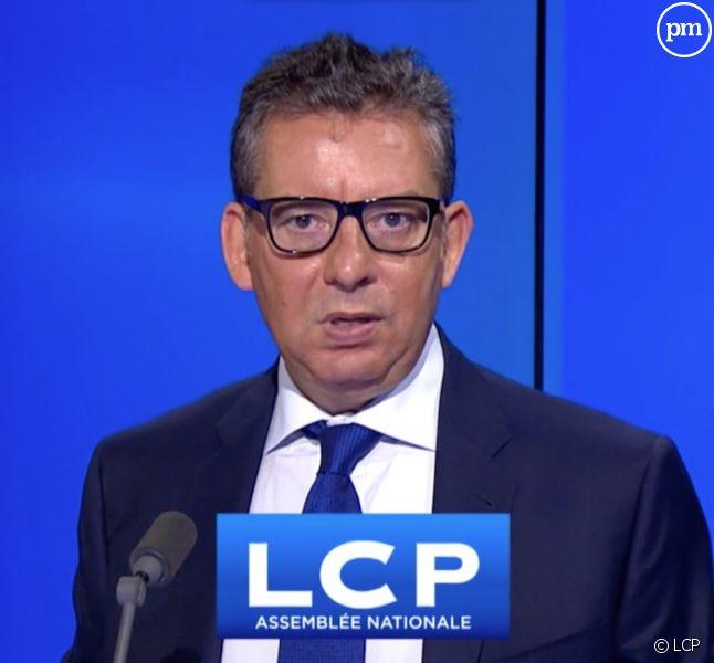 Une plainte contre Frédéric Haziza, journaliste de LCP — Agression sexuelle