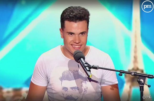 "Dany Machado dans ""La France a un Incroyable Talent"""