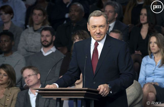 "Kevin Spacey n'apparaîtra plus dans ""House of Cards"""