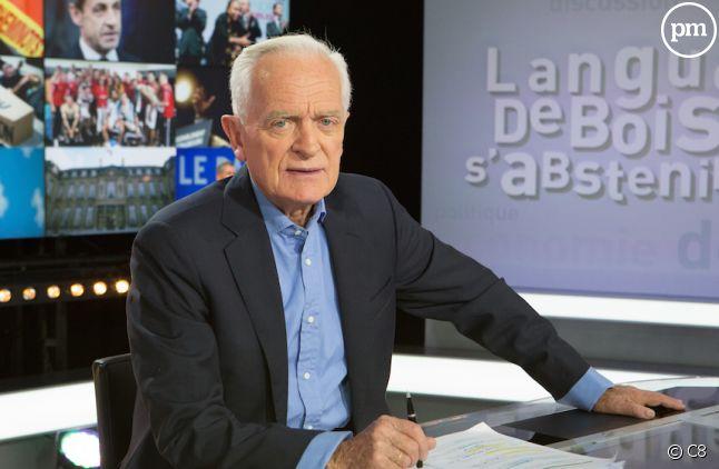 L'année médias vue par... Philippe Labro