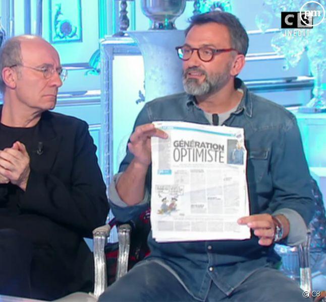 Thierry Ardisson : Frédéric Lopez tacle ses méthodes dans Salut les Terriens