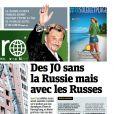 """L'édition québécoise de """"Métro"""""""