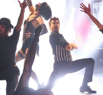 Agustín Galiana et Candice Pascal ('Danse avec les stars'...