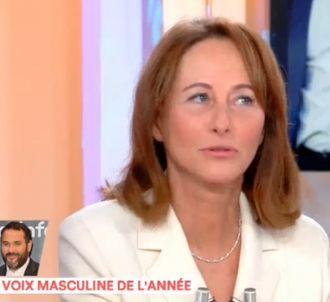 Ségolène Royal se paie Jean-Jacques Bourdin dans 'C à...