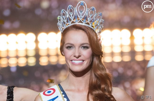 Maéva Coucke est Miss France 2018.