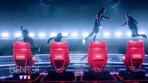 """""""The Voice"""" saison 7 : Les coachs s'envoient en l'air dans la première bande-annonce"""