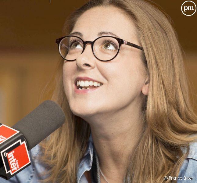 Censurée à la télévision belge, elle balance sur Facebook — Charline Vanhoenacker
