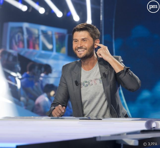 "Christophe Beaugrand dans ""Le Débrief"" de ""Secret Story"""