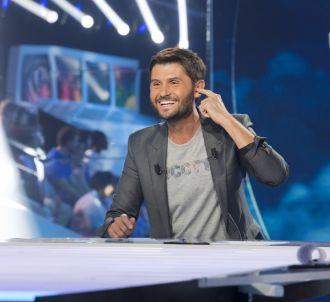 Christophe Beaugrand dans 'Le Débrief' de 'Secret Story'