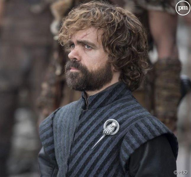 "Peter Dinklage alias Tyrion Lannister dans ""Game of Thrones"""
