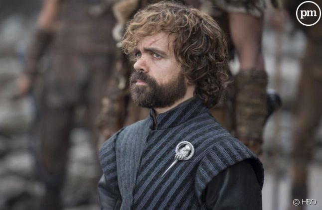 "Peter Dinklage alias Tyrion Lannister dans ""Game of Thrones"""