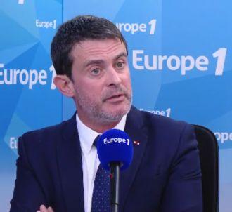 L'interview de Manuel Valls sur Europe 1