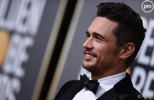 James Franco aux Golden Globes 2018