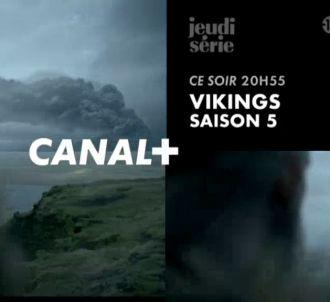 Bande-annonce de 'Vikings' saison 5 (VF)