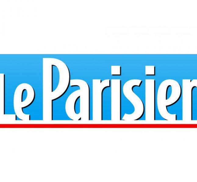 """""""Le Parisien"""" sur les routes de France."""