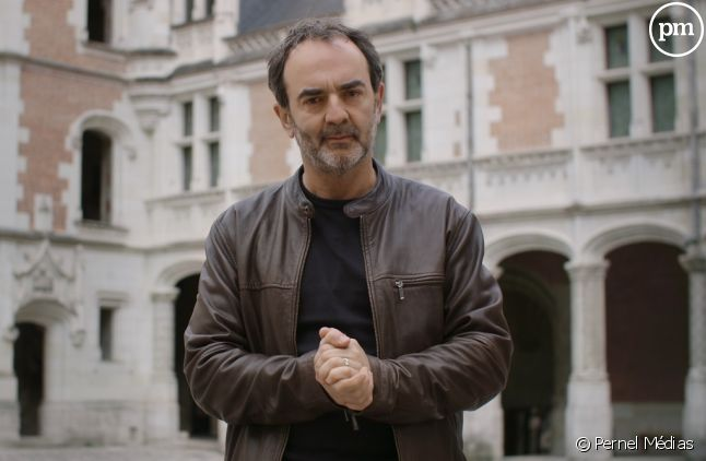 Bruno Solo présentateur de la série documentaire de France 5
