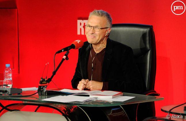 """Laurent Ruquier présente """"Les Grosses Têtes"""" sur RTL"""