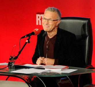 Laurent Ruquier présente 'Les Grosses Têtes' sur RTL