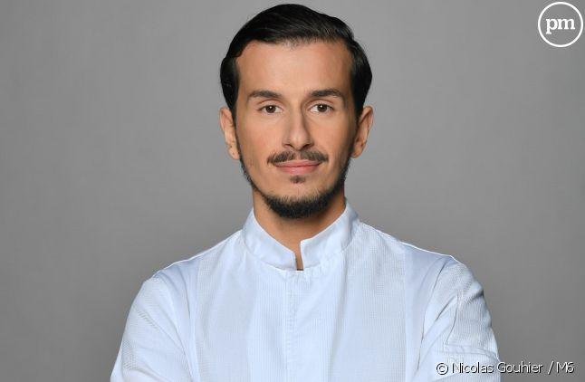 """Clément, candidat de """"Top Chef"""" 2018"""